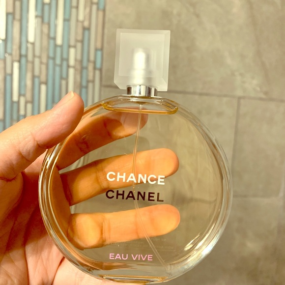 CHANEL Accessories - Women's Fragrance Chanel Chance 5.0 oz